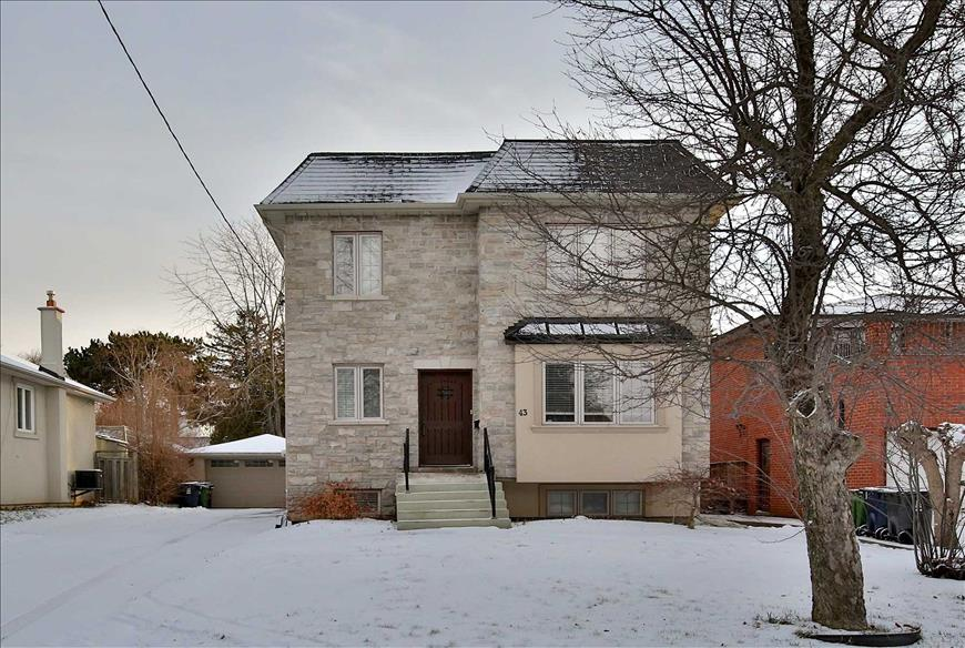 43 Cobden St Toronto RE/MAX Hallmark Elite Group Realty